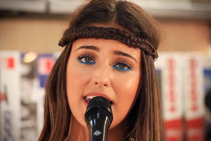 Antonia a plâns în timpul concertului din PMAN!